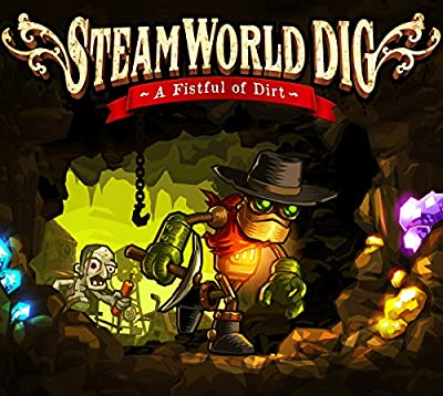 SteamWorld Dig [Online Game Code]