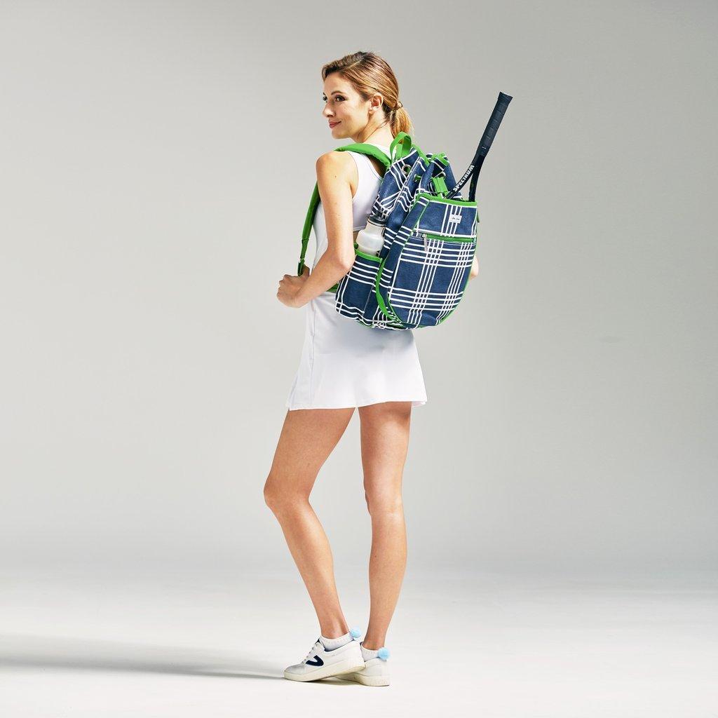 Ame & Lulu Parker Plaid Kingsley Tennis Backpack by Ame & Lulu (Image #4)