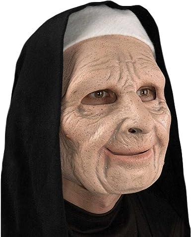Super Soft Old Lady Latex Female Mask Zagone Studios.UK Stock,Video Clip.