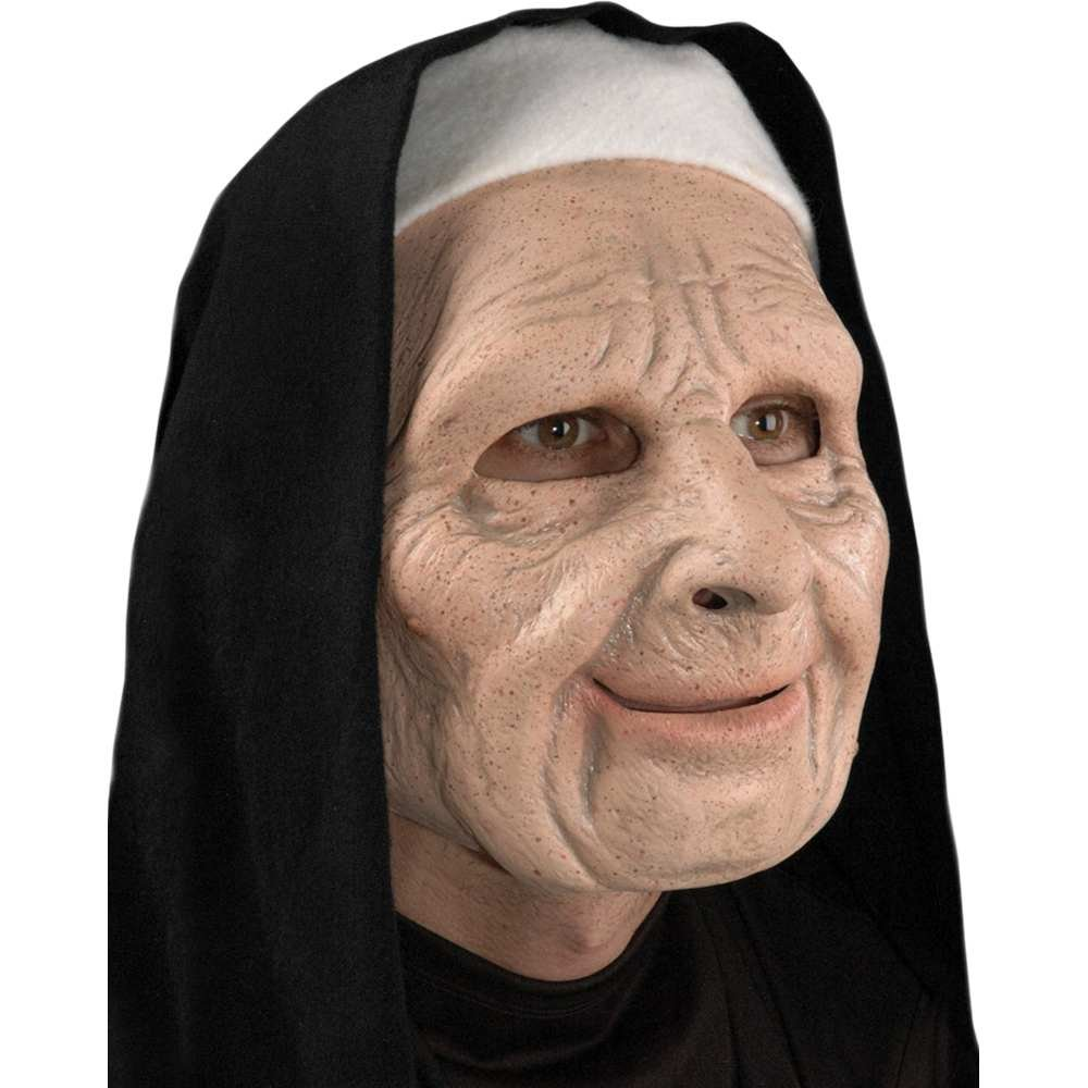Nun For You Adult Mask Zagone M06006