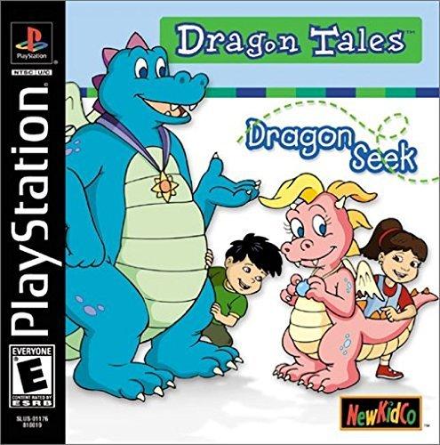 Dragon Tales - Dragon Seek by NewKidCo