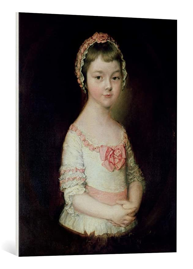 Kunst für Alle Cuadro en lienzo: Thomas Gainsborough Georgiana ...