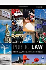 By Mark Elliott Public Law (1st Frist Edition) [Paperback] Paperback