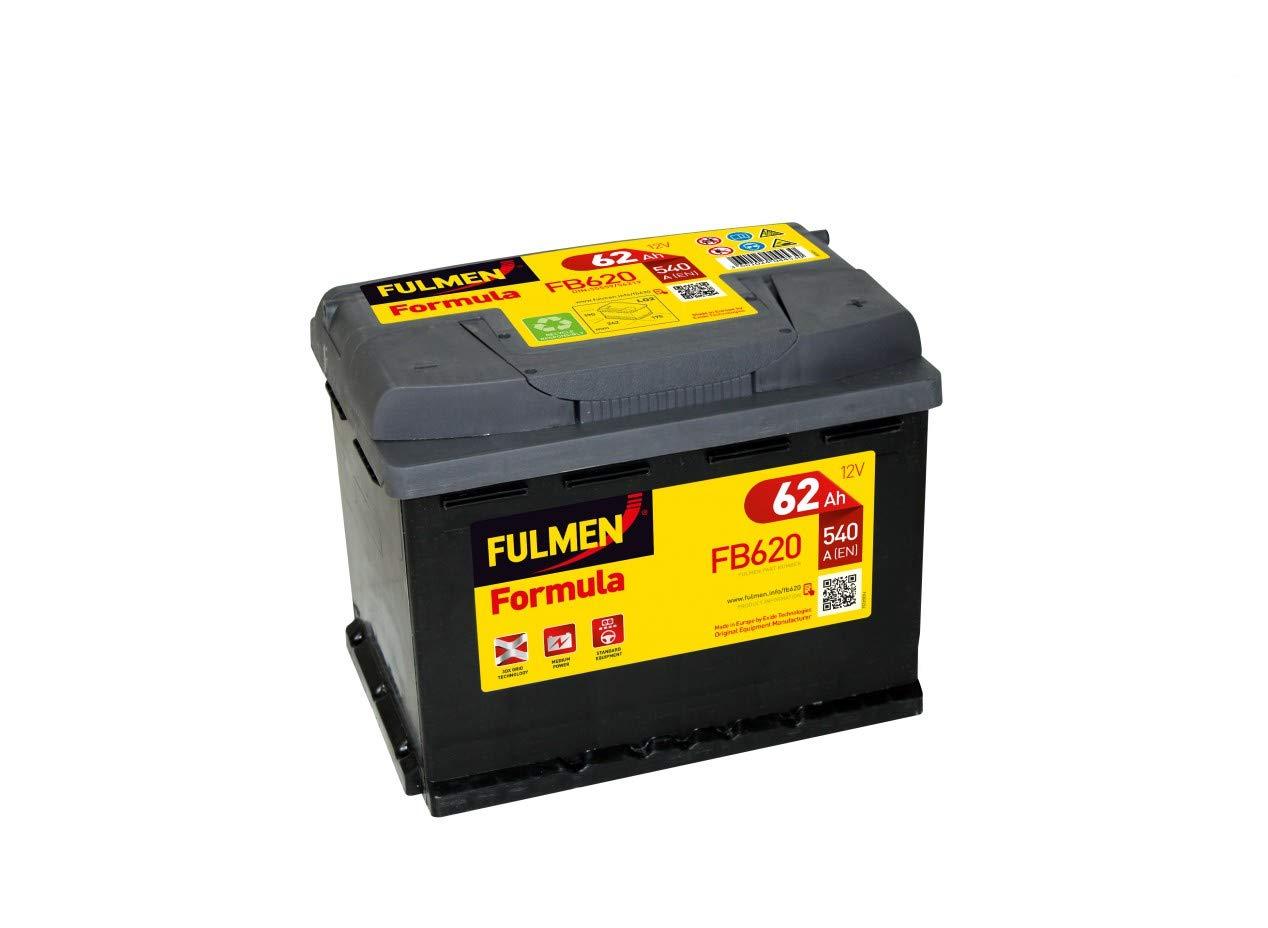 Fulmen Autobatterie FB620 12V 62Ah 540A 556400048 ; 560408054 ; C14 ; D24 ;