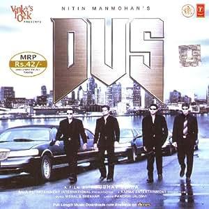 Dus (Film Soundtrack / Bollywood Movie Songs / Hindi Music)