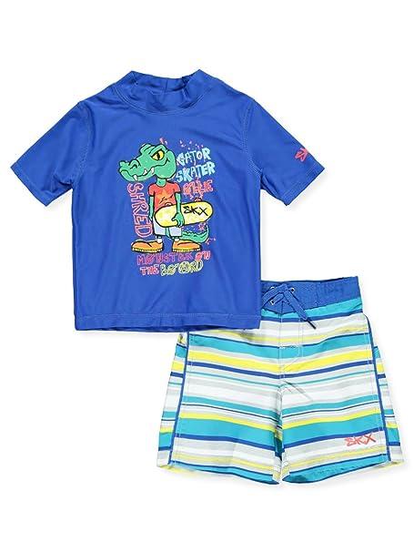 Amazon.com: Skechers - Conjunto de traje de baño para niño ...