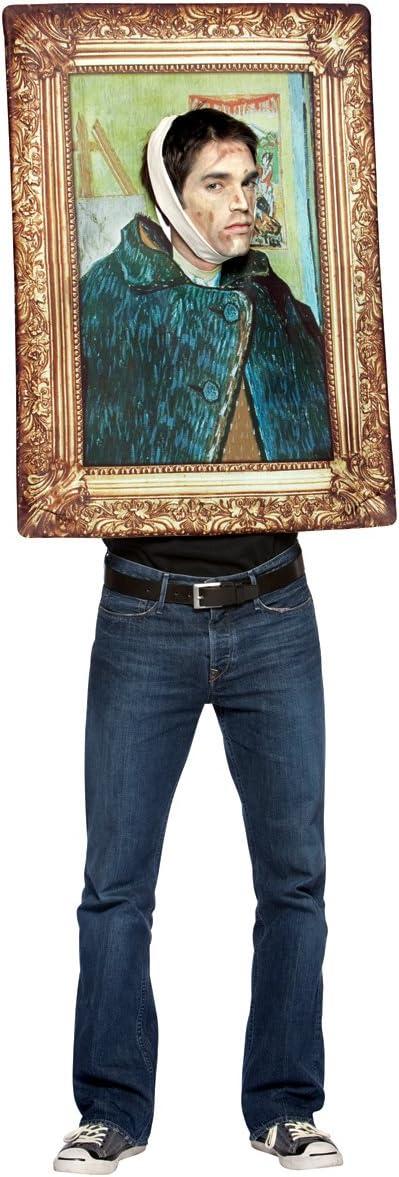 Desconocido Disfraz Cuadro autorretrato la oreja de Van Gogh para ...