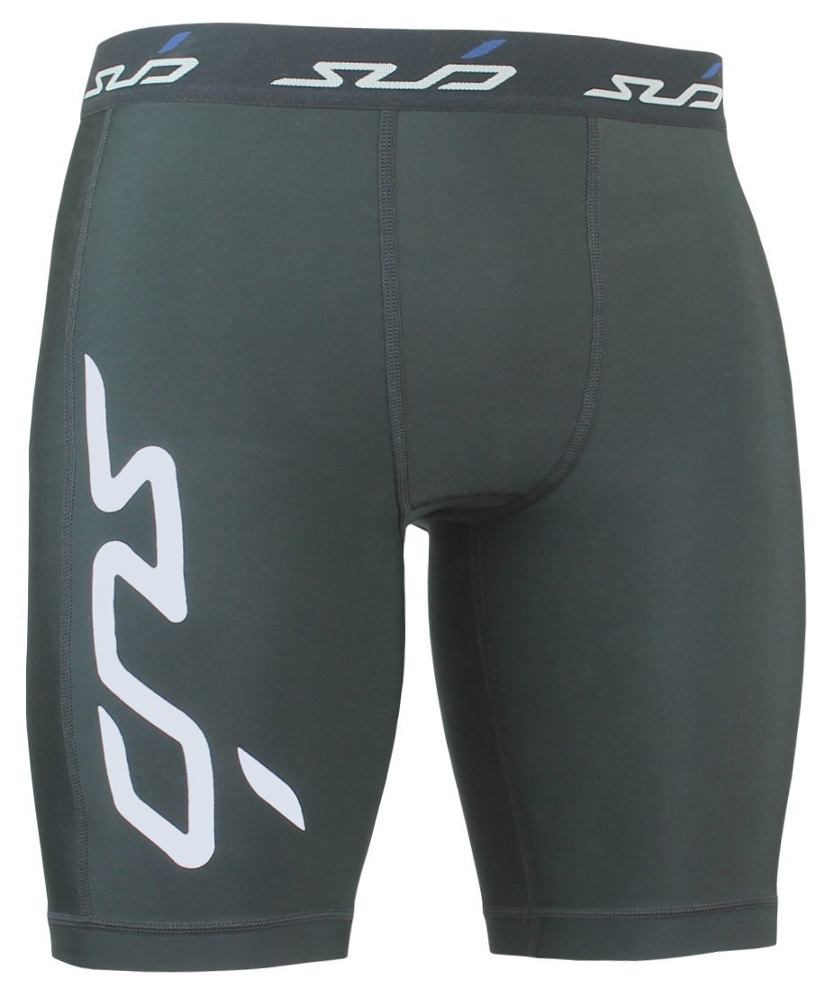 SUB Sports COLD Kids Compression Shorts - Thermal Base Layer - Black - SY SUBCOLD-Shorts-Kids-Black-SY