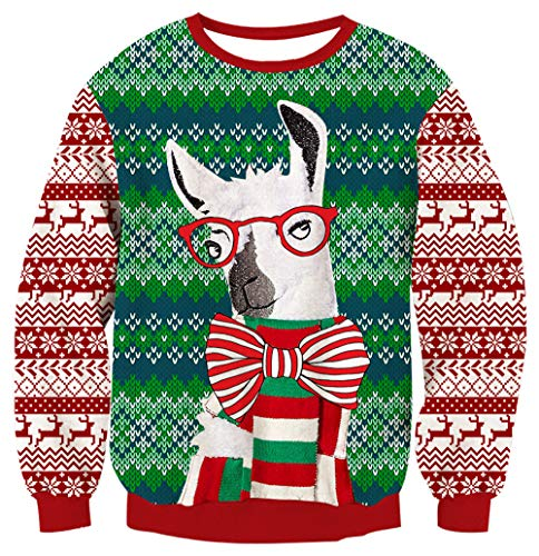 Used, UNICOMIDEA Christmas Funny Sweater Daily Graphic Designer for sale  Delivered anywhere in USA