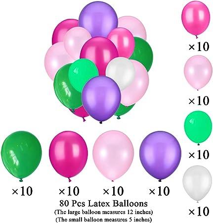 Decoration Tween 13th Birthday Vibes LOL OMG Party Fun Mint Foil Mylar Decor Baby Shower 18 Llama Selfie Celebration Party Balloon