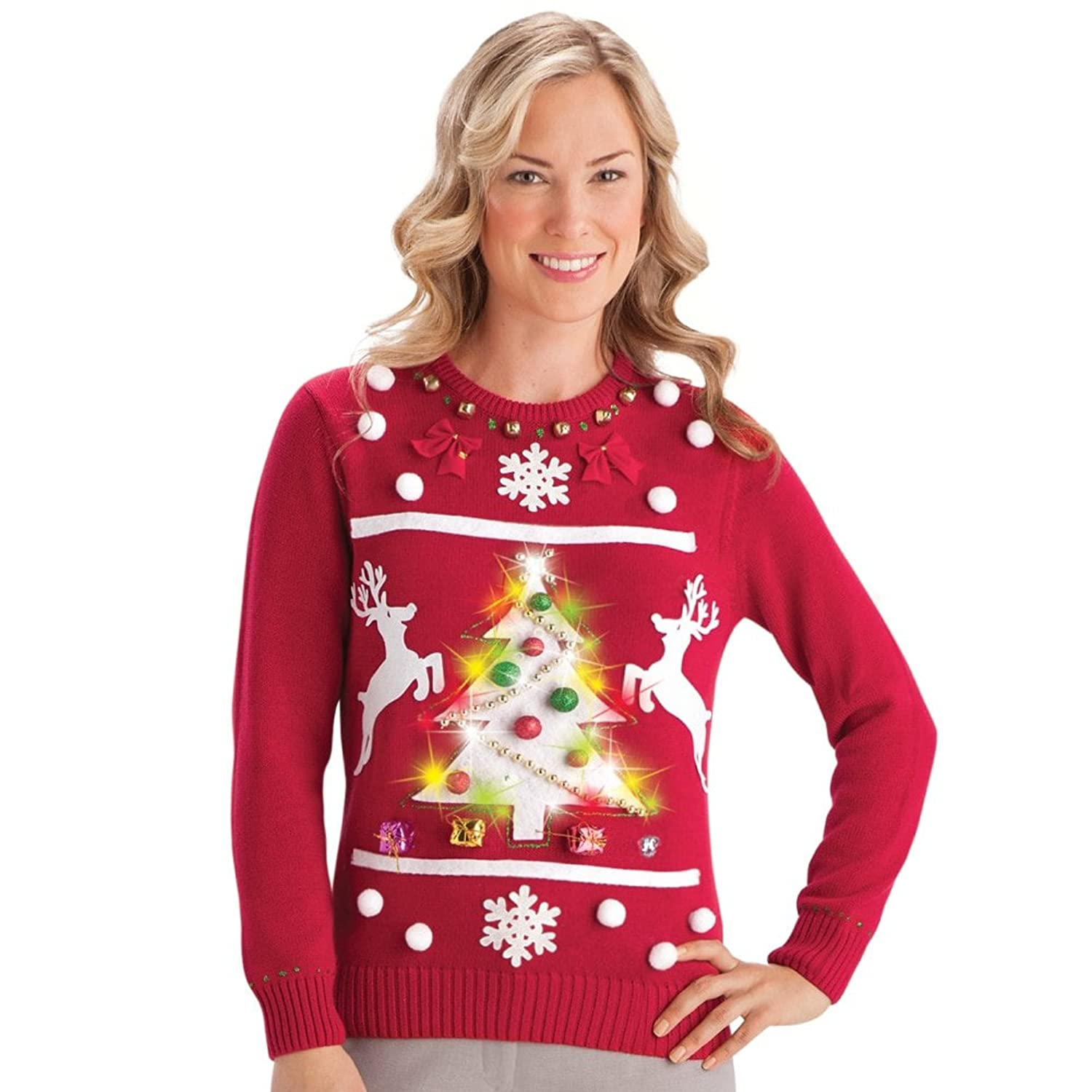 DIY Ugly Christmas Sweater Kits