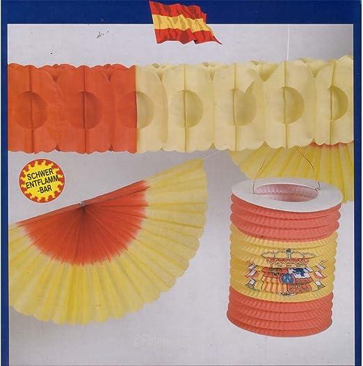 Kogler España - Set de decoración en Bolsa, cartón, Papel, Rojo ...