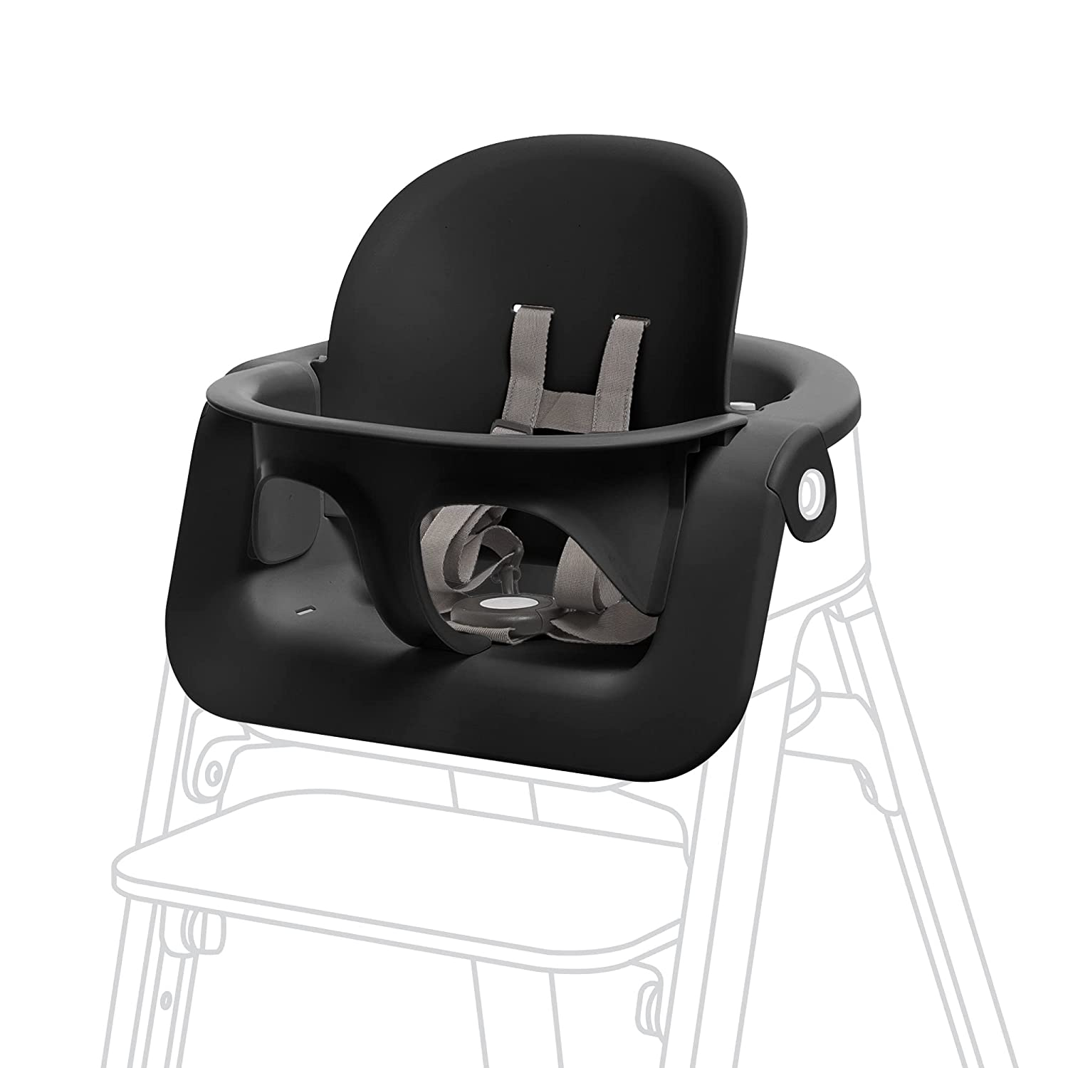Stokke Steps Baby Set Black - Into Comfo Industry No. 1 Transform High quality
