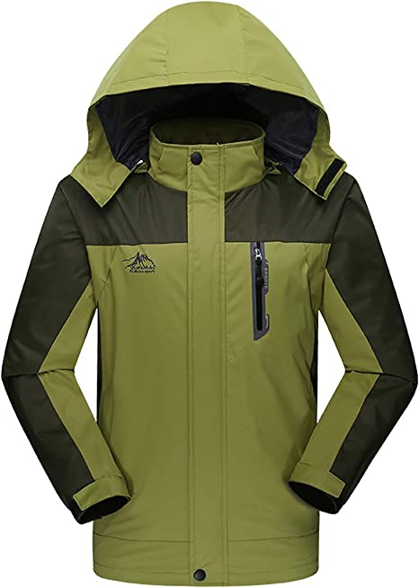 Homme Militaire Imperméable Pinkpum Softshell Outdoor NOv0m8nw