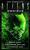 Image of 1: The Complete Aliens Omnibus: Volume One (Earth Hive, Nightmare Asylum, The Female War)