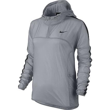 Amazon.com  Nike Women s Transparent Woven Running Jacket 1e102755a
