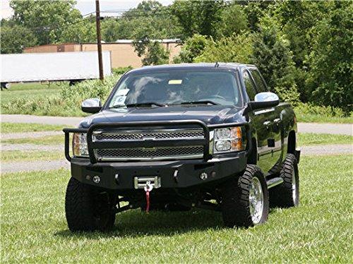 Chevy Winch Bumper - 5