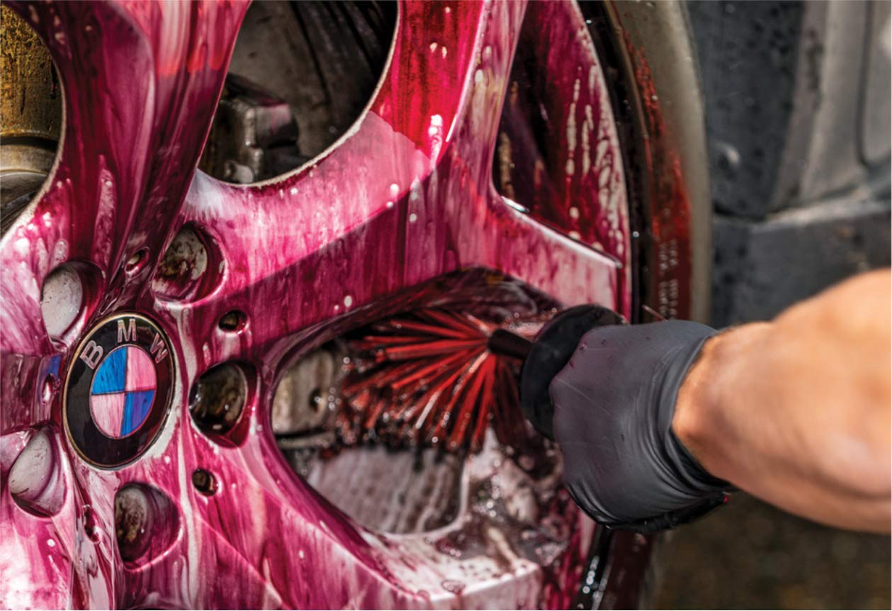 Griot's Garage 11027 Heavy Duty Wheel Cleaner Gallon by Griot's Garage (Image #6)