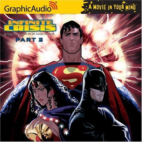 infinite crisis audio book free