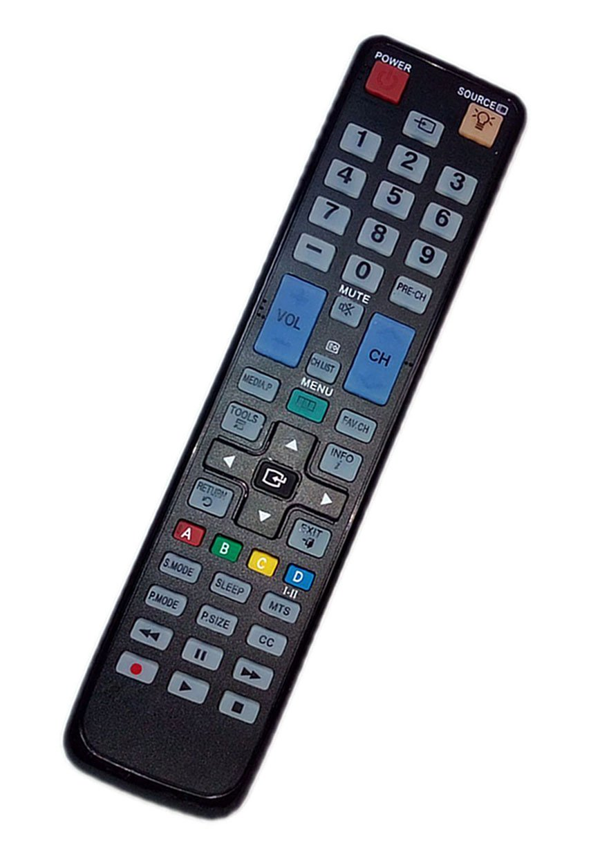 Replaced Remote Control Compatible for Samsung LE37C580J1K