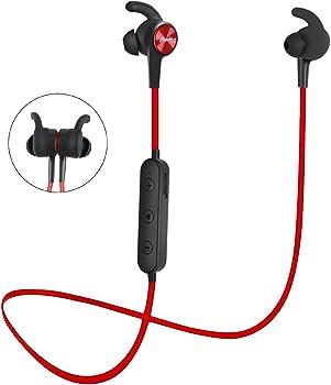 TZF Neckband Wireless Bluetooth Sport Headphones