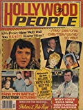 Hollywood People Magazine December 1977 Elvis