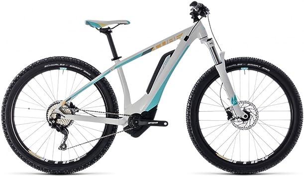 Bicicleta con asistencia eléctrica cubo Access Hybrid Pro 400 White N Blue 27.5 2018 – 14