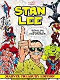 img - for Stan Lee: Marvel Treasury Edition Slipcase book / textbook / text book