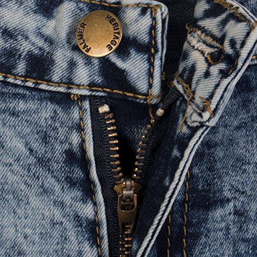 Carolilly Donna Carolilly Jeans Hellblau Jeans 0vfpdwx