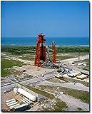 Mercury Atlas Faith 7 Rocket 8x10 Silver Halide Photo Print