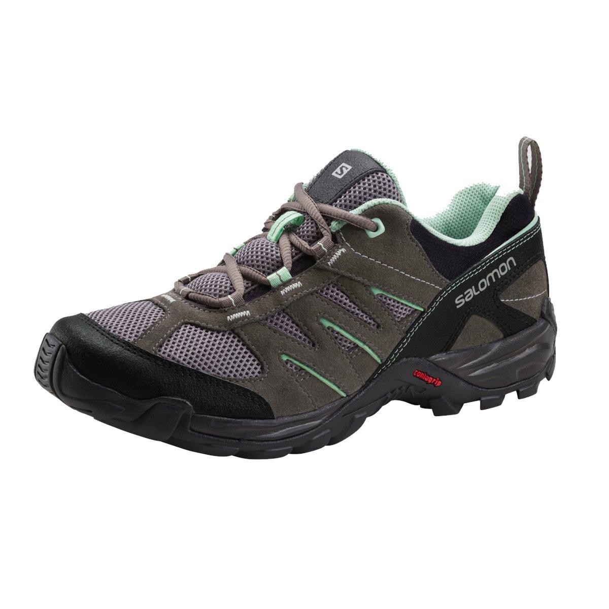Salomon ROTwood Damen Trekking Trailschuh Outdoor grau/blau UVP 89,95 36 2/3