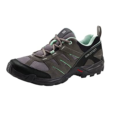 5d7593447991 Trail Chaussures Femme Redwood Grisbleu Salomon Trekking Outdoor dSwxUtdqaR