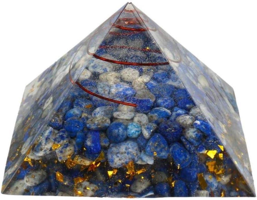 70-75Mm Pirámide de Cristal de Cuarzo Natural Piedra Preciosa Piedra de Feng Shui Yoga Piedra de curación energética Jardín casero Decoración Artesanal 2019 Nuevo, 3, China