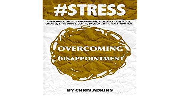 Amazon com: #STRESS: Overcoming Life's Disappointments