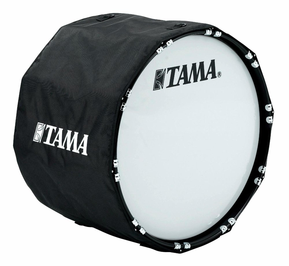 2de0e38bf4c3 Amazon.com  Tama Marching Bass Drum Cover 14 to 16 in.  Musical Instruments