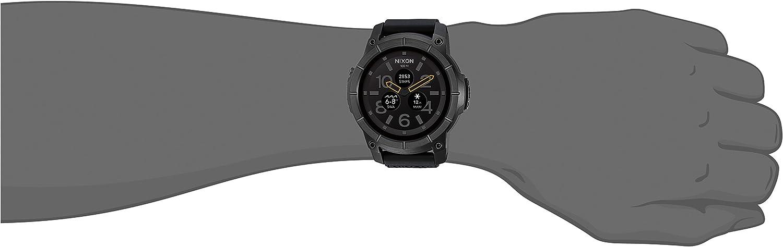 NIXON MISSION A1167001: Nixon: Amazon.es: Relojes