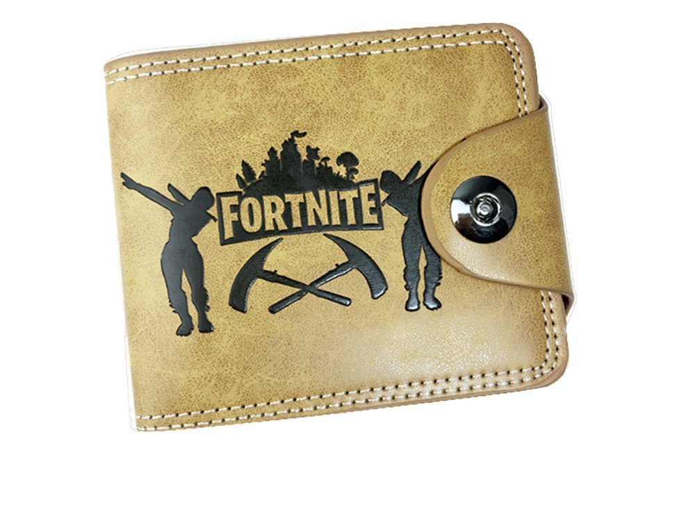 AILIENT Fortnite Battle Royale Gamer Inspired Money Wallet Birthday Gift for Kids