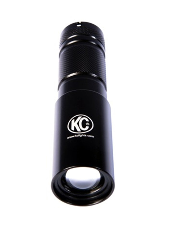 KC HiLiTES 9923 3 W einstellbarer Fokus LED Taschenlampe