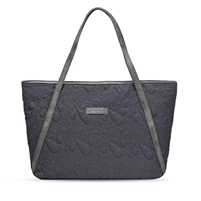 144c485d3589 Women's Large Capactity Quilted Knitted Tote Hobo Shoulder Handbags For  Women Durable And Washable Tote Bag