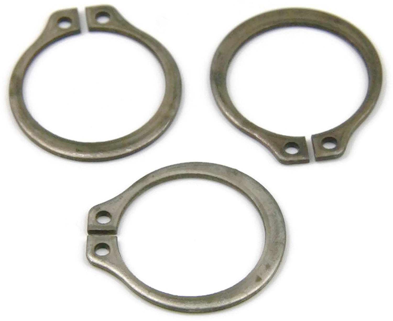 Stainless Steel Snap Rings Retaining Rings SH-118SS 1-3//16 Qty 100