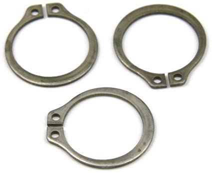 Stainless Steel Snap Rings Retaining Rings SH-100SS 1 Qty 25