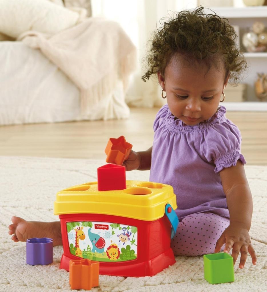 Amazon.com: Fisher-Price Brilliant Basics Baby's First