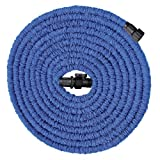 Big Boss 75-Feet Xhose, Expandable Garden Hose, Blue