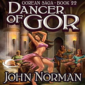 Dancer of Gor Audiobook