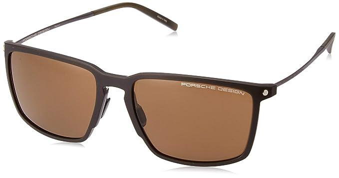 Porsche Gafas de Sol Design P8662 BROWN/BROWN unisex ...