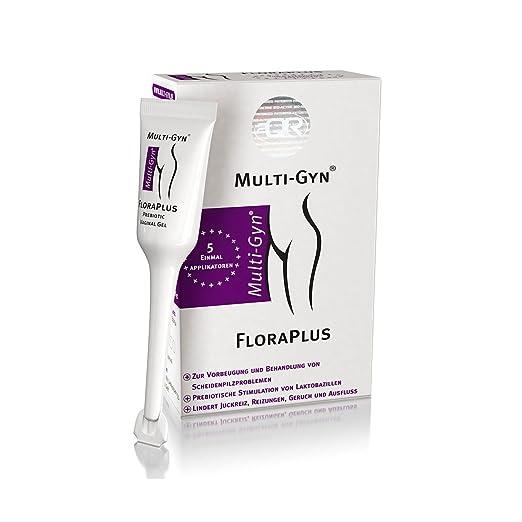 Multi-gyn Floraplus 5 Tubes Monodosis