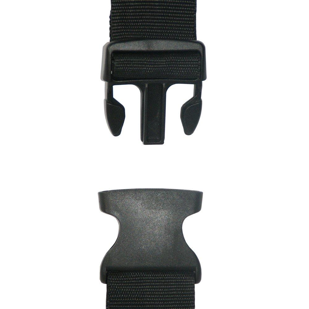 Noir Grand DS Housses 8718657940076/Alfa Housse de Protection pour Moto