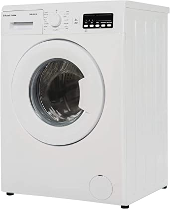 Russell Hobbs RH814WM1W 8kg 1400 rpm A+++ Washing Machine - 2 Year Guarantee [Energy Class A+++]