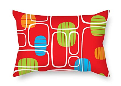 Amazoncom Viola North The Geometry Valentine Day Pillowcase Of