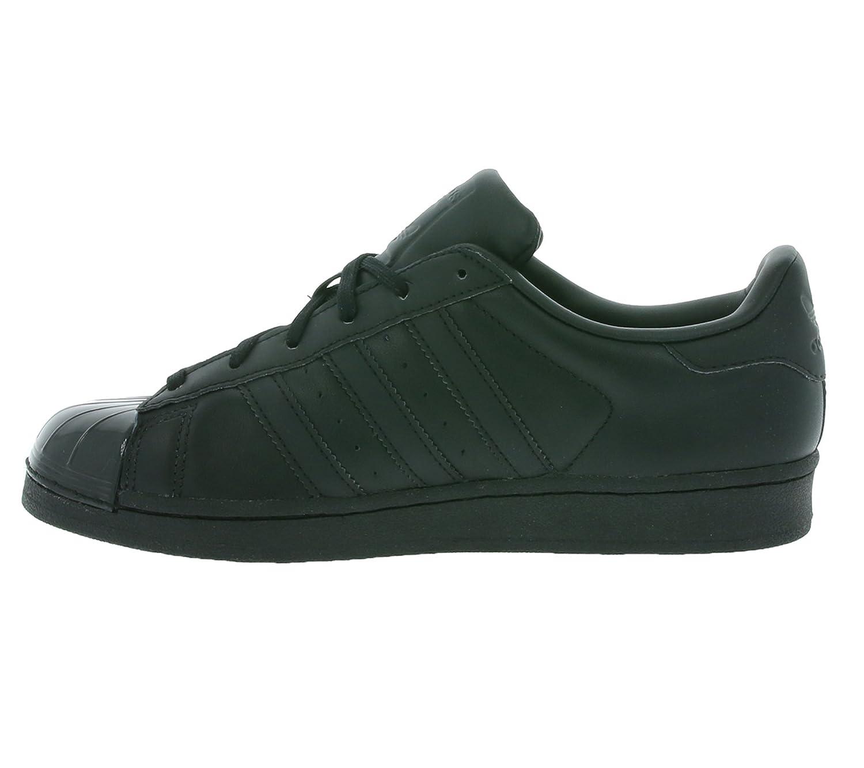 sports shoes dc286 b4edb adidas Originals Superstar Glossy Toe W Formateurs Black Ladies BB0684   Amazon.fr  Chaussures et Sacs